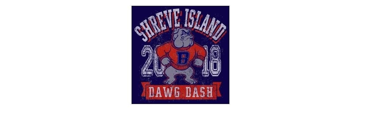 Shreve Island Elementary - Dawg Dash 5k Banner Image