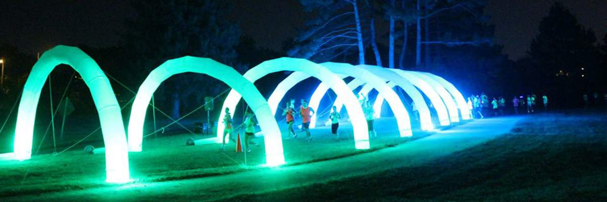 The Glo Run Columbia, SC Banner Image