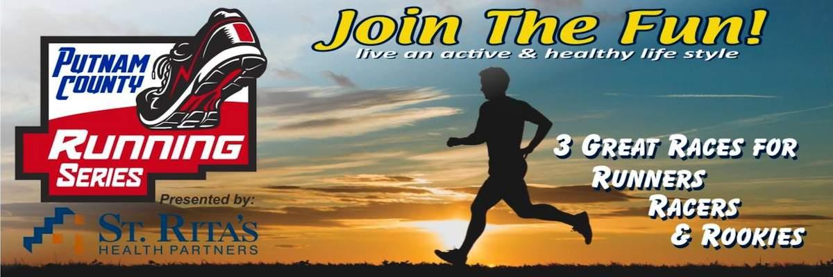 Putnam County Running Series Banner Image
