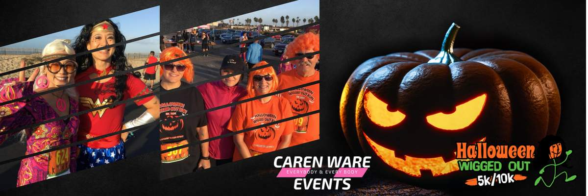 "SoCal's Halloween ""Wigged Out"" 5K/10K Banner Image"