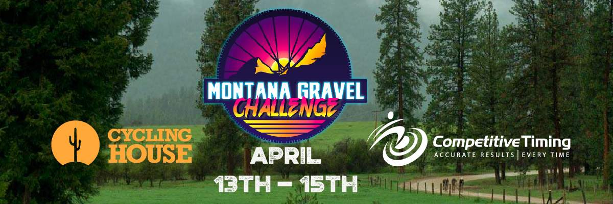 Montana Gravel Challenge Banner Image