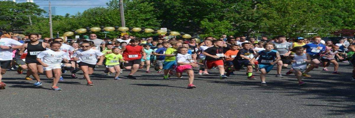 5th Annual ORS Sunday Runday 5K Run/Walk Banner Image