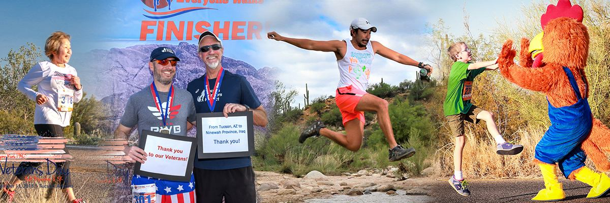 Gratitude Power for Runners and Walkers (Racing Veteran Book 1)