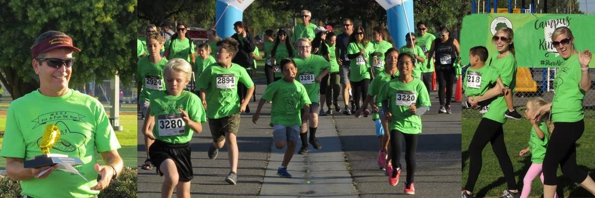 MEEF 3RD ANNUAL FIT & FUN 5K RUN Banner Image