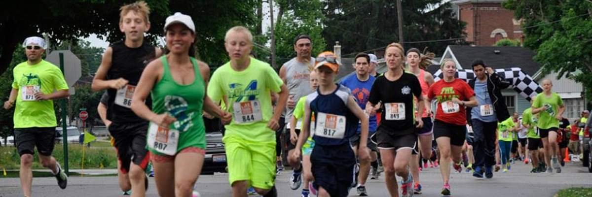 New Madison United Methodist 5K Mission Run/Walk Banner Image