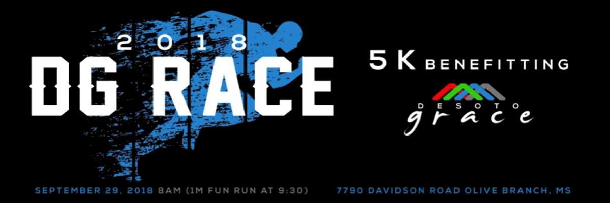 DG RACE Banner Image