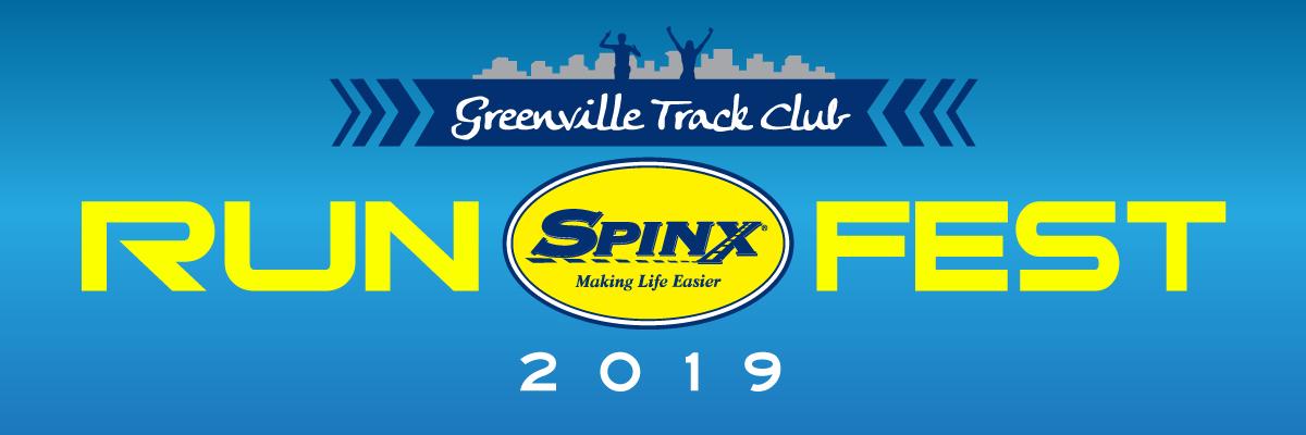 Spinx Run Fest Banner Image