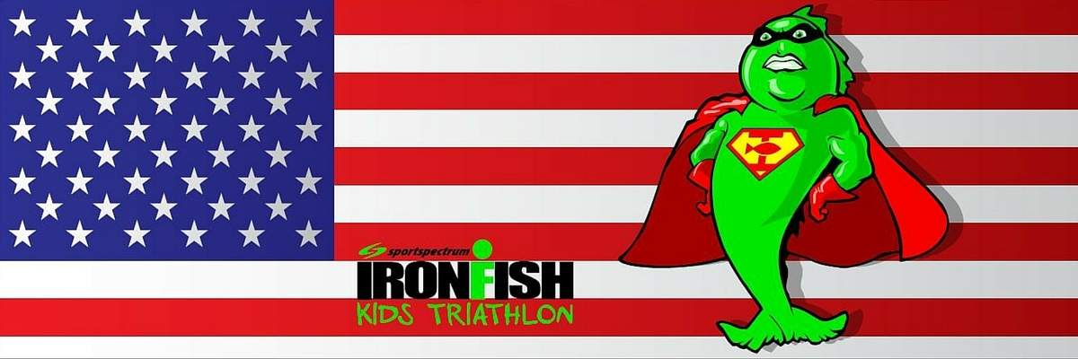 Ironfish Kids Triathlon Banner Image