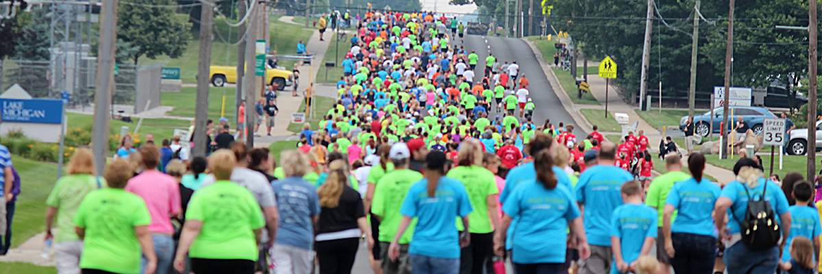 Race for Spartan Stores YMCA presented by Chemical Bank Banner Image