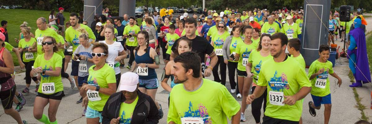 Rosecrance Recovery 5K Walk/Run