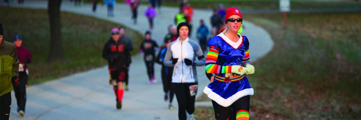 Spooky Sprint Half Marathon East KC Banner Image