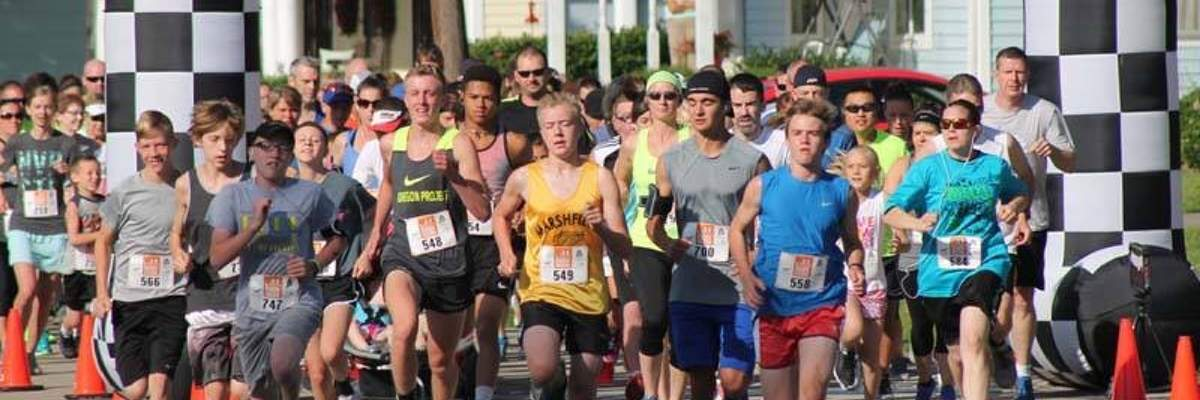 THE MEGA WILD 5K PRESENTED BY EUM CHURCH Banner Image
