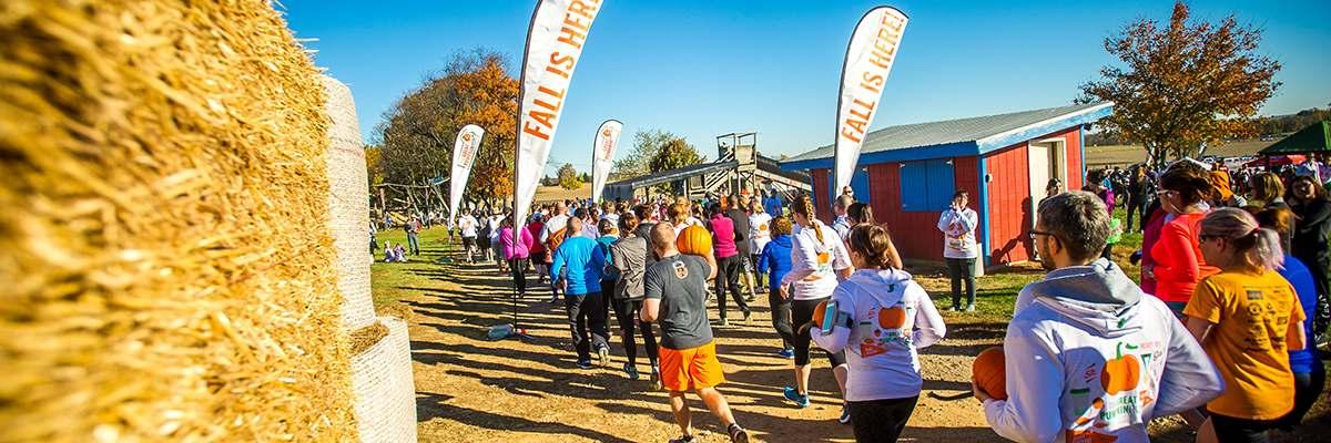 The Great Pumpkin Run: Philadelphia Banner Image