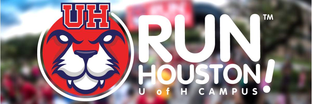 Run Houston! University of Houston Banner Image