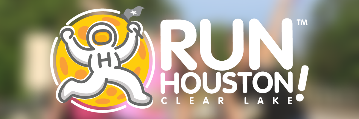 Run Houston! Clear Lake Banner Image