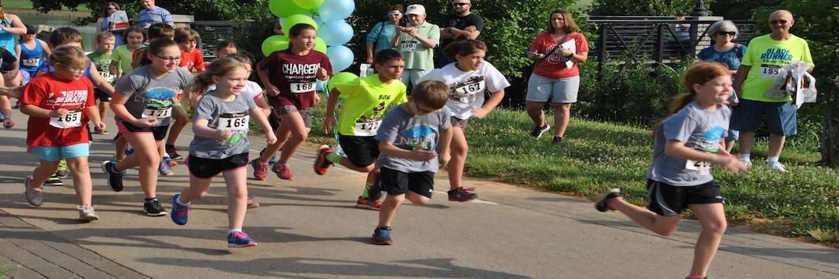 Kids Run The Boro