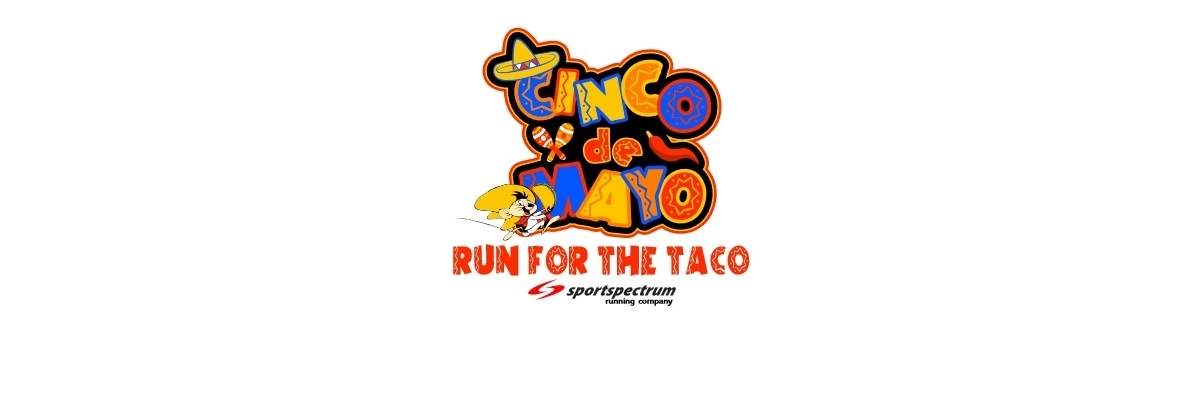 Cinco de Mile FUN RUN Banner Image