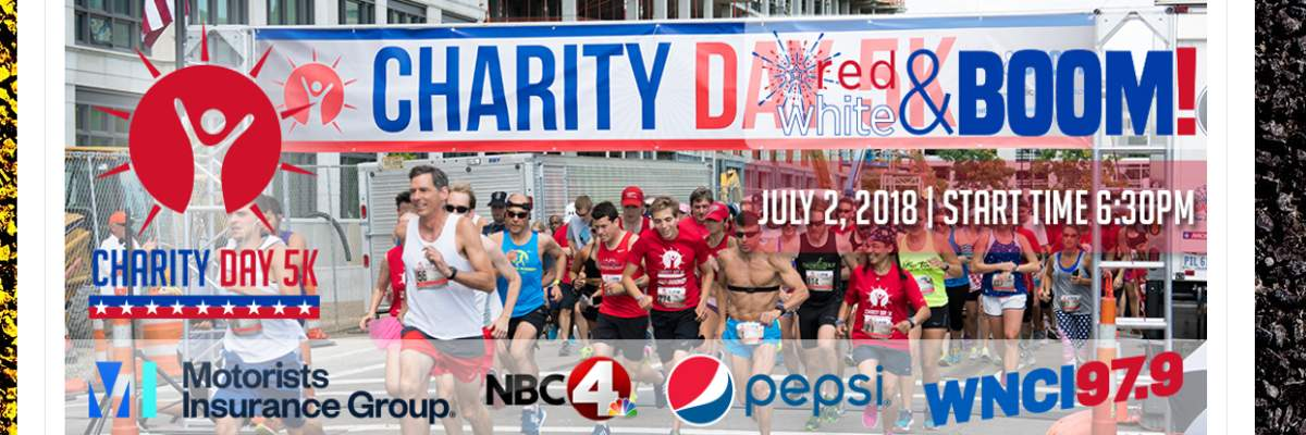 Charity Day 5K Banner Image