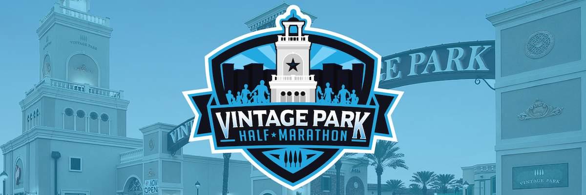 Vintage Park Half Marathon Banner Image