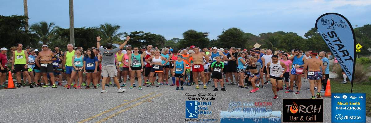 Charlotte County Sheriff's Office 5K Run for the Animals