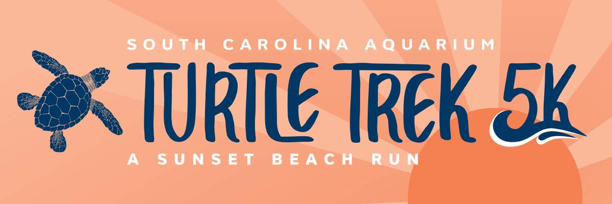 South Carolina Aquarium Turtle Trek 5K Banner Image