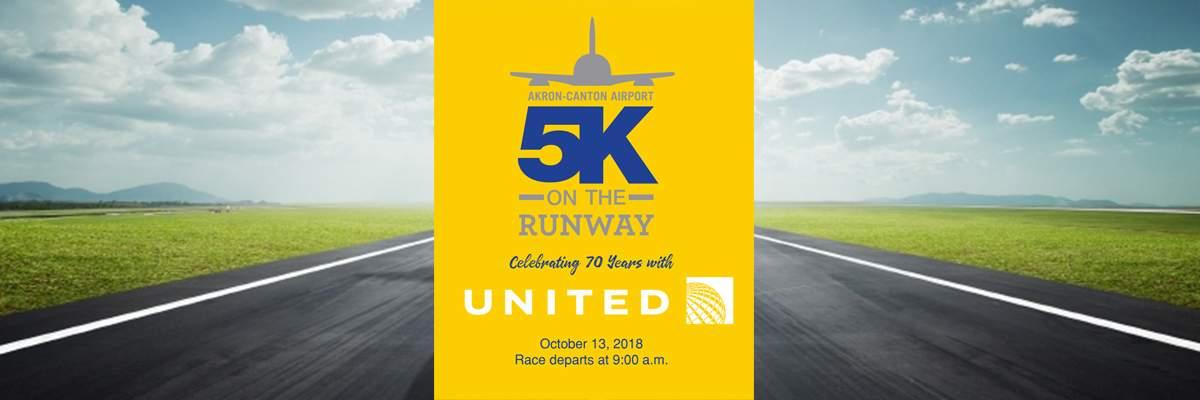 CAK 5K on the Runway Banner Image