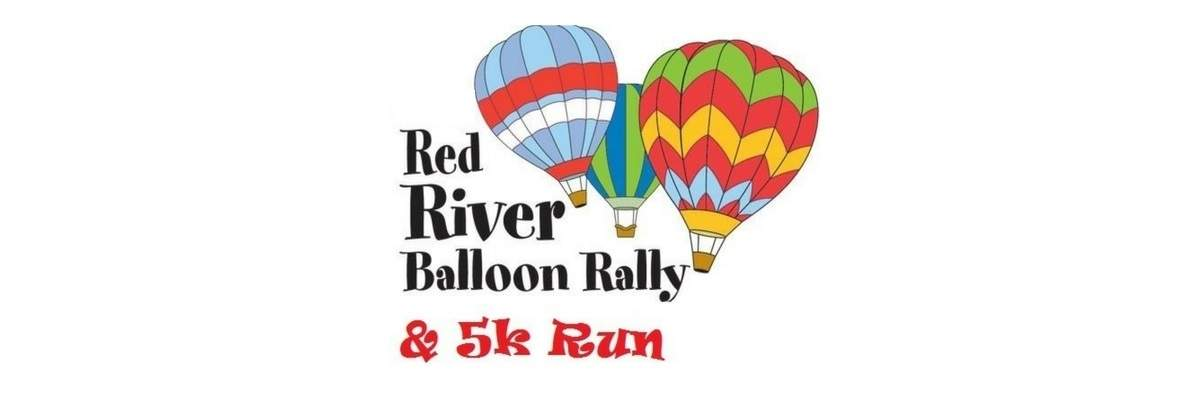 Red River Balloon Rally 5k Banner Image