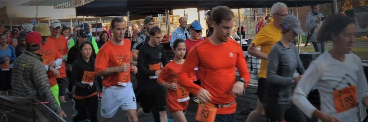 Race to Empower MoCo 5k and 1k Banner Image