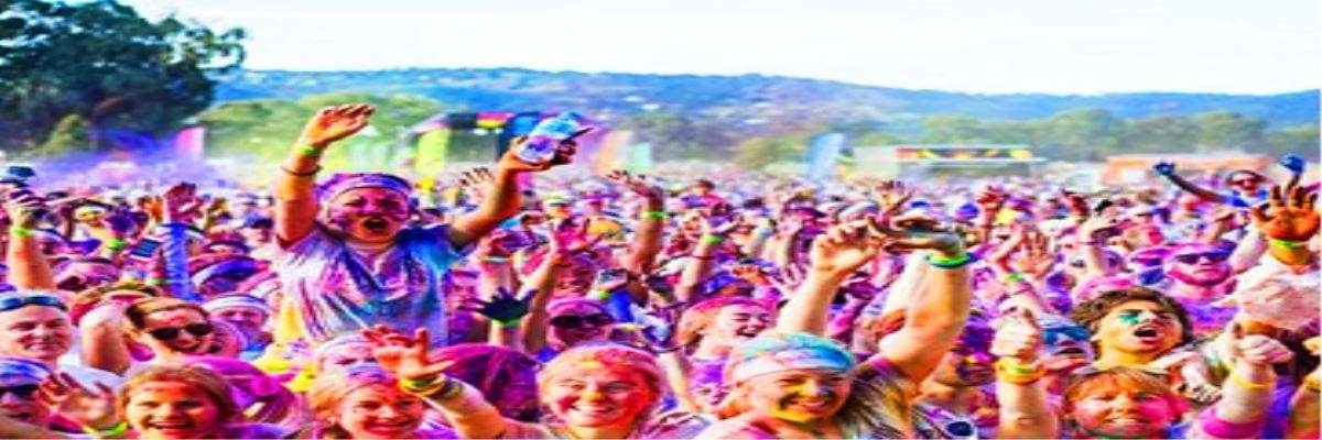 Road to Orlando Color Run 5K Banner Image