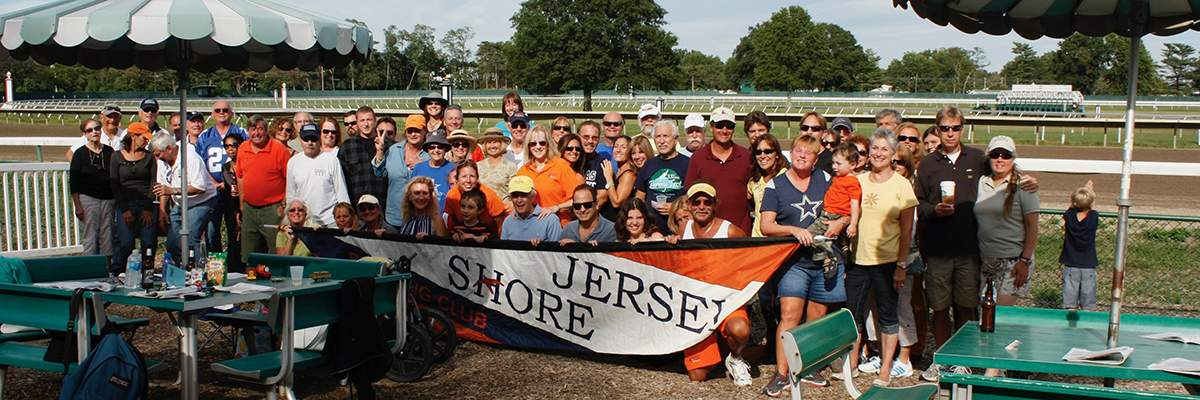 JSRC Day at the Races Picnic Banner Image