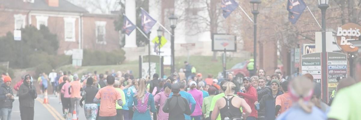 Charlottesville Ten Miler Banner Image