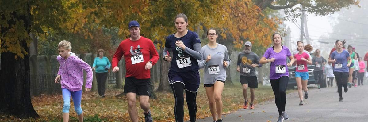 HOPE FOR TOMORROW 5K & 1 MILE FUN RUN/CANCELLED Banner Image