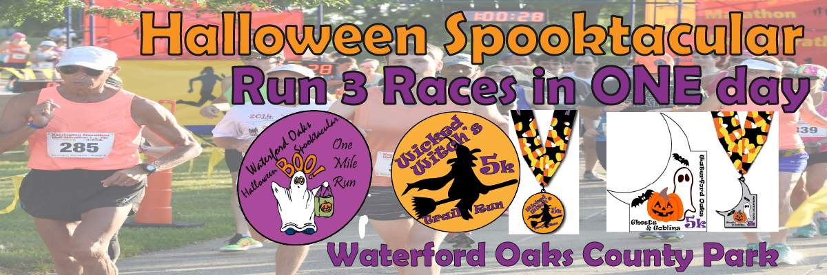 Waterford Oaks Halloween Spooktacular (CANCELLED) Banner Image