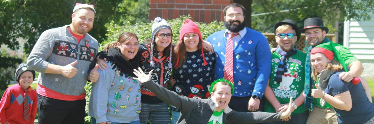 CHRISTmas Ugly Sweater 5K Banner Image