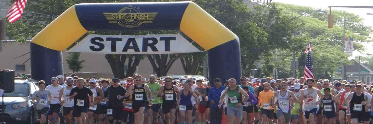 City Manager's 10-Mile Race to Remember Banner Image