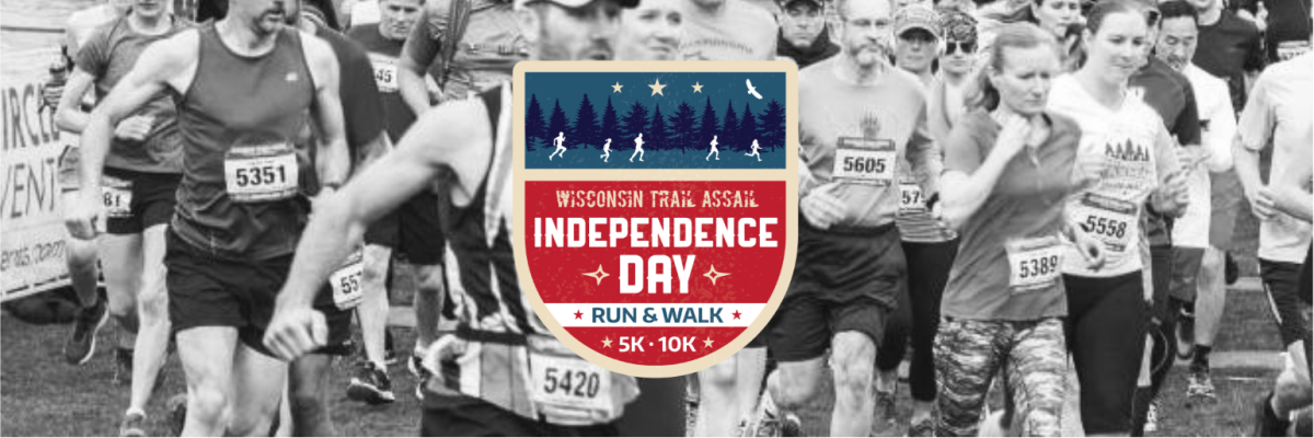 Independence Day Run Banner Image