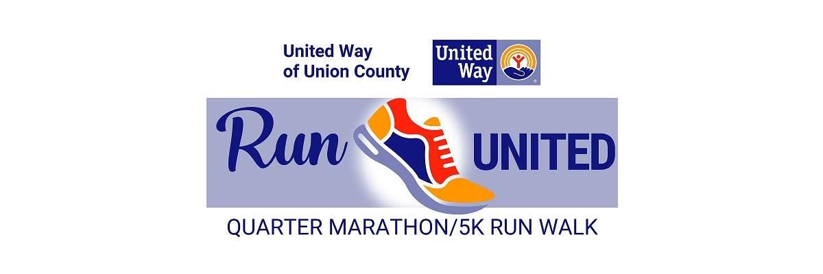 Run United Quarter Marathon and 5k Banner Image