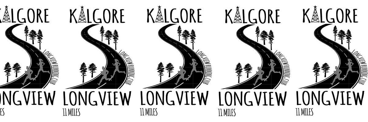 Kilgore to Longview 11 Mile Race Banner Image