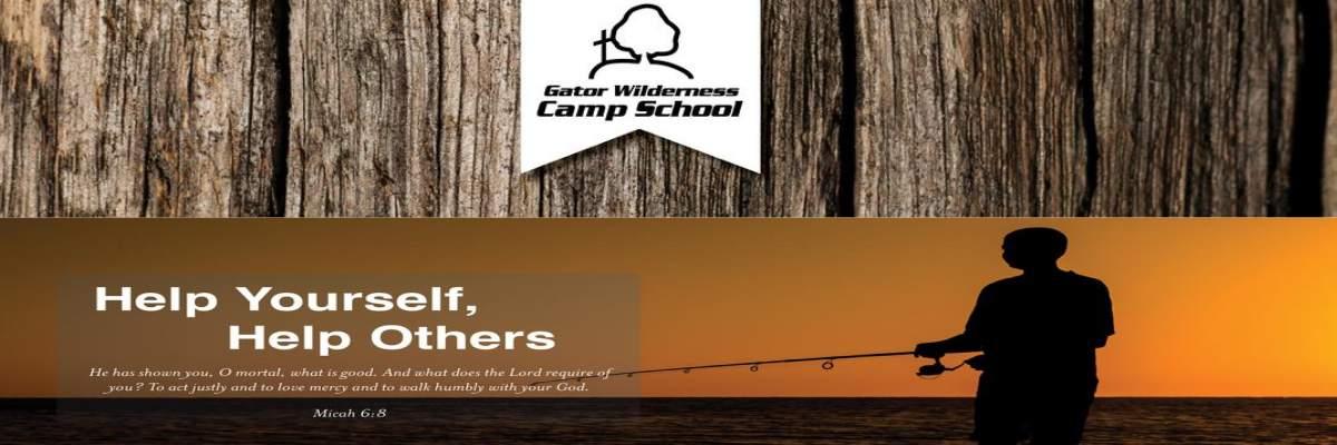 Gator Wilderness Camp Trail Run 5k, 10k & 15k Banner Image