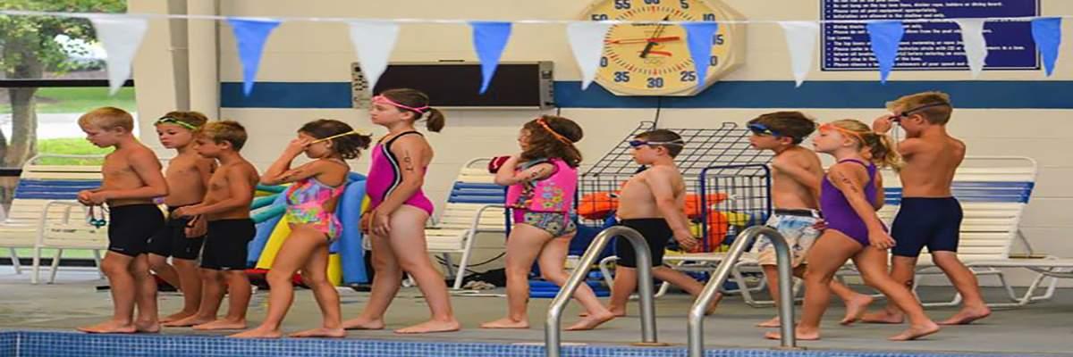 Kids in Triathlon Youth Triathlon Banner Image
