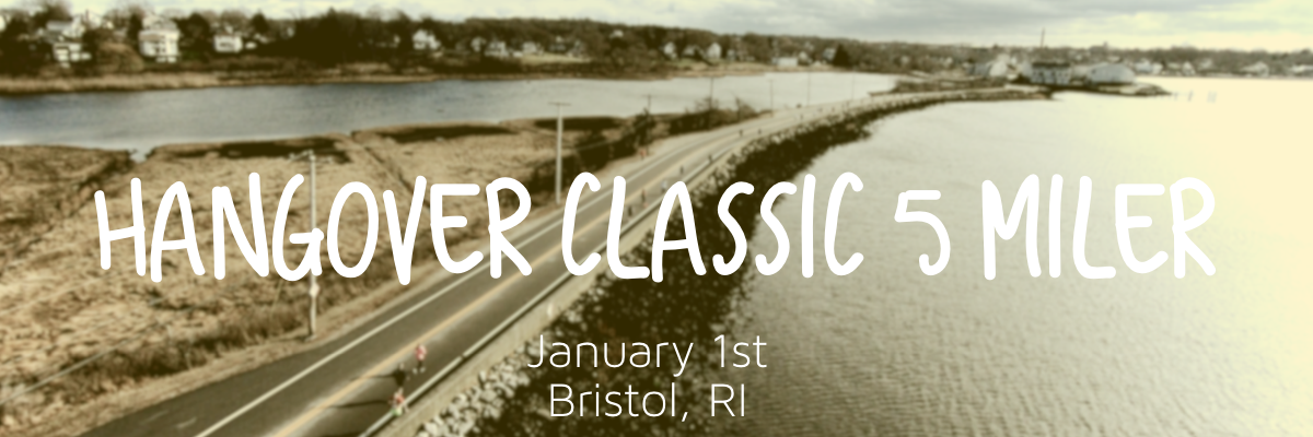 35th Annual Hangover Classic 5 Mile Road Race Banner Image