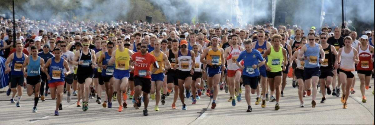 The NEFCU Long Island Marathon Festival of Events Banner Image