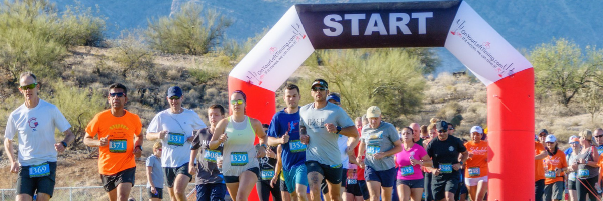Veterans and First Responders 5k Banner Image