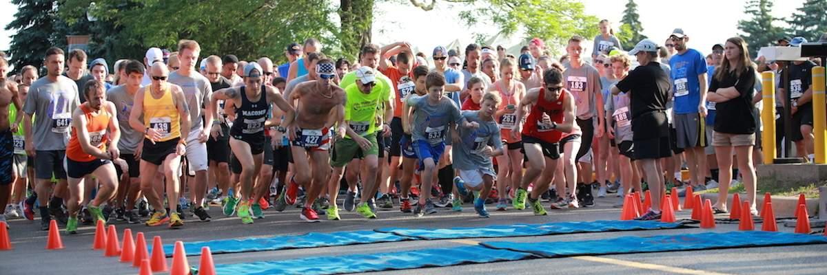 Run for the Ribbon RunWalk