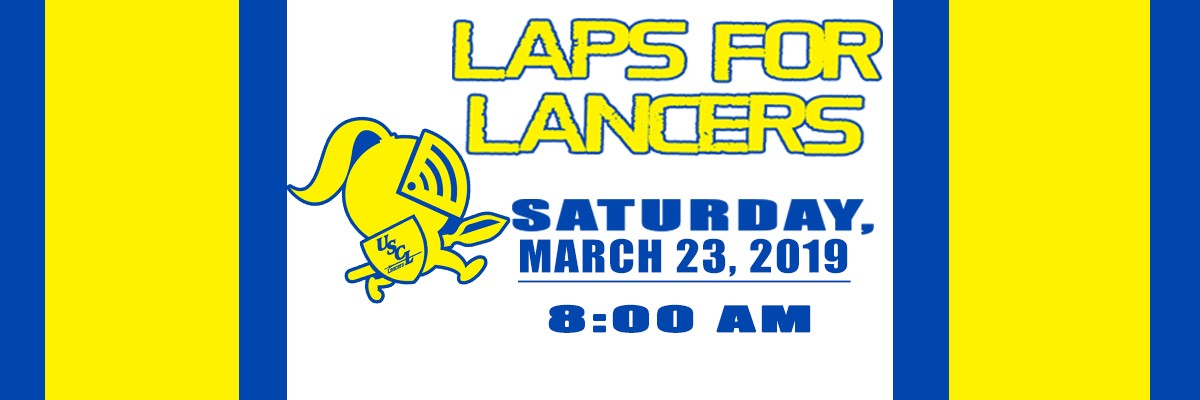 Laps for Lancers 5K and 10K Banner Image