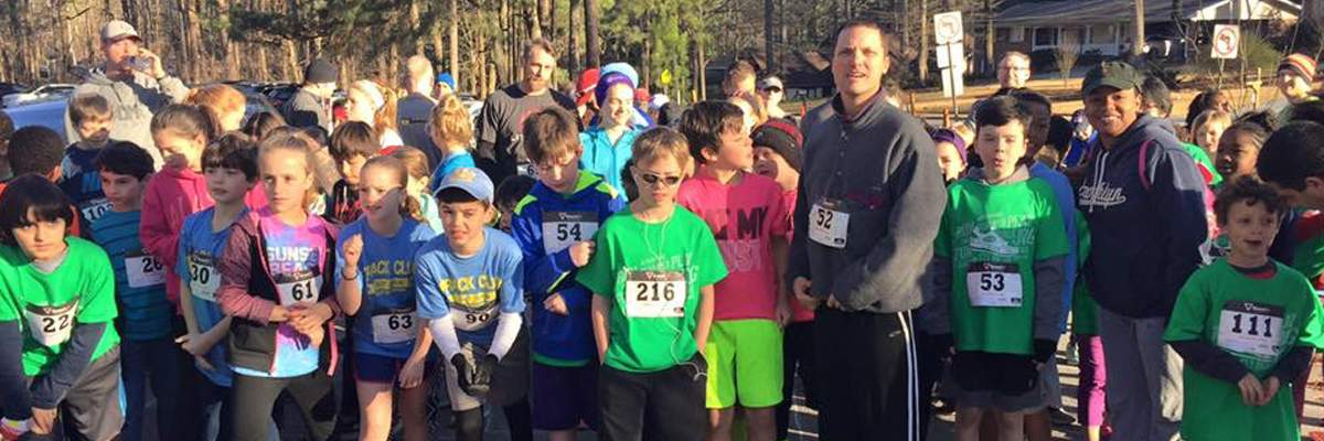 11th Annual Healthy Habits Briarlake Elementary 5K & 1 Mile Fun Run Banner Image