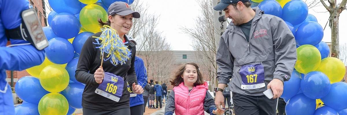 3.21 Dash for Down Syndrome 5k Banner Image