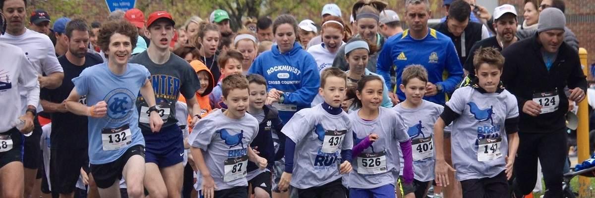 Belinder Elementary Brave Run Banner Image