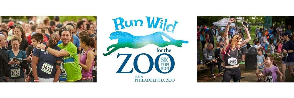 Run Wild for the Zoo 5K Banner Image