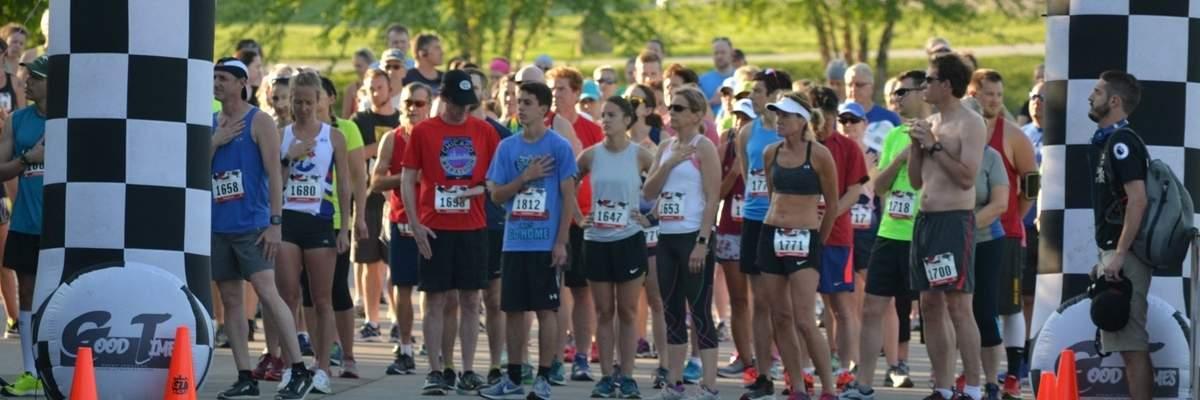John's Run Local 8k Banner Image